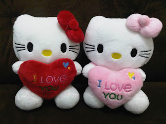 GAMBAR BONEKA HELLO KITTY LUCU PICTURE HELLO KITTY DOLL