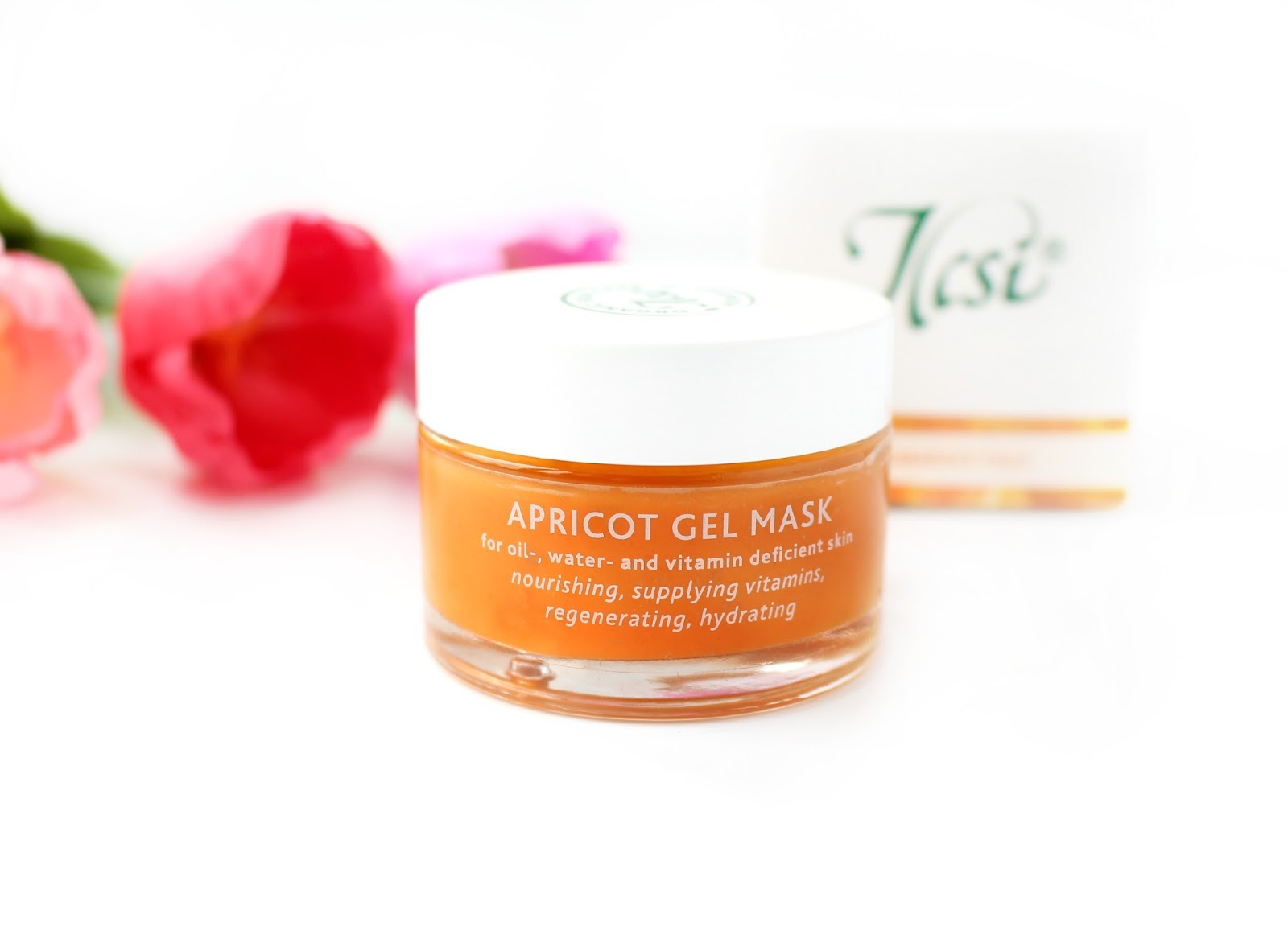 ILCSI Apricot Gel Mask