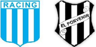 Copa Argentina: Racing - El Porvenir