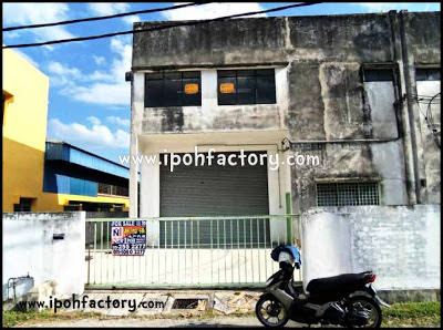 IPOH FACTORY FOR SALE (I00123)