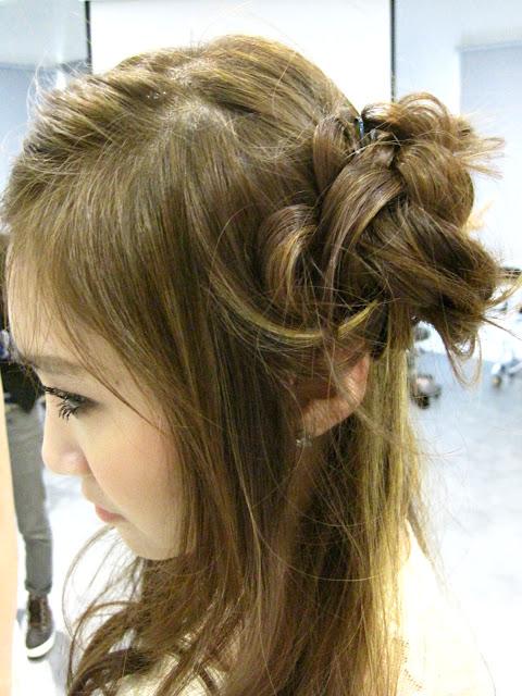 Nicole LIESE Foam Bubble Hair Colour DIY