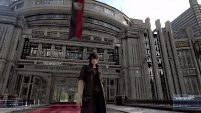 Final Fantasy XV Nomura