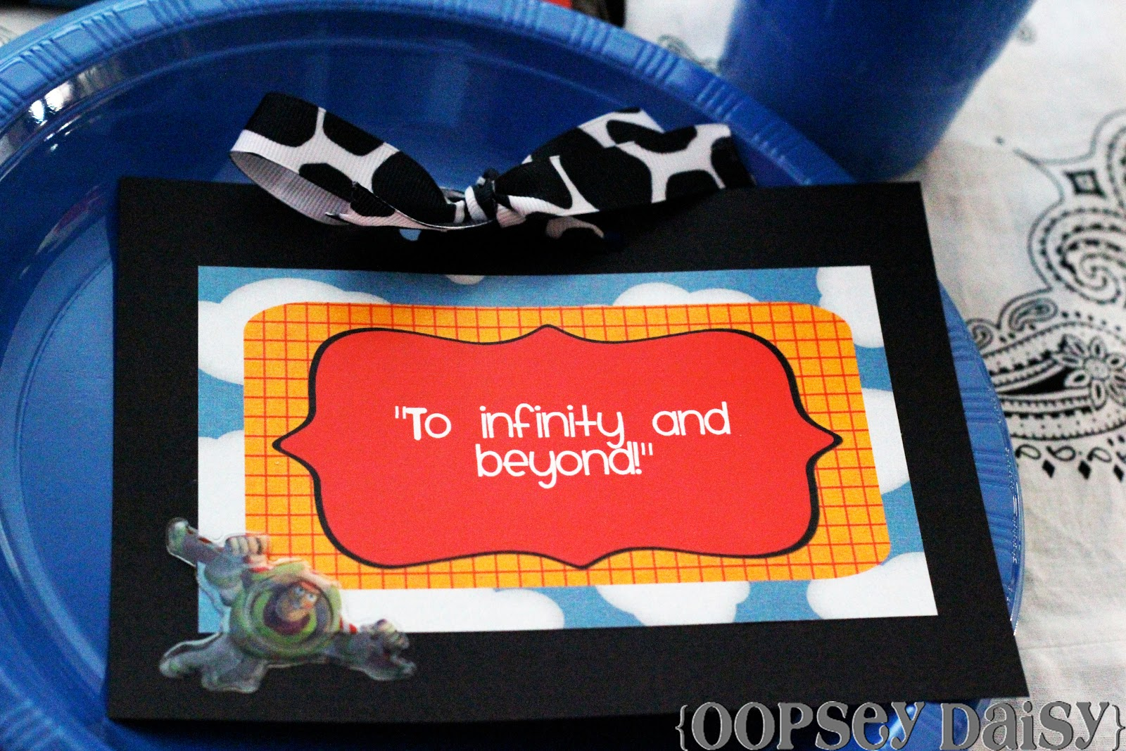 Games To Play At Toy Story Birthday Party : Toy story birthday party sprinkles by stacey