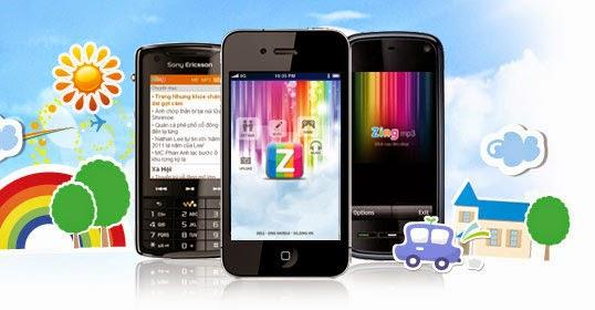 Sử dụng 3G miễn phí khi truy cập các ứng từ Zing Mobile