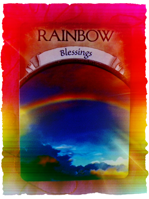 Rainbow earth magic oracle