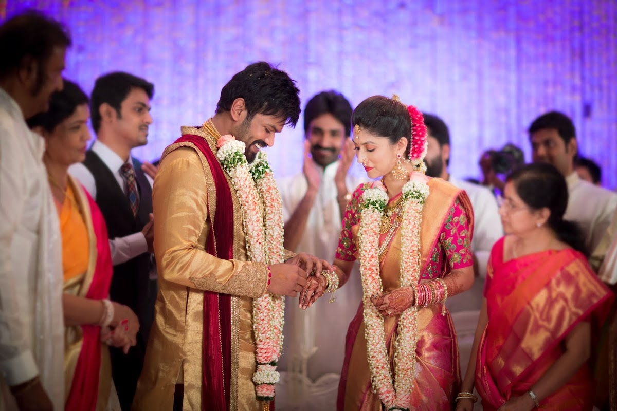 Manchu Manoj and Pranathi Engagement photos-HQ-Photo-2