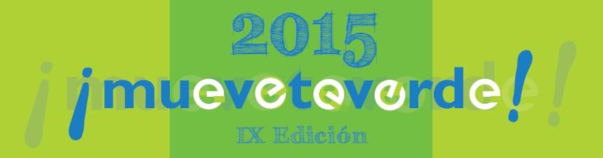 Banner de Muévete Verde 2015