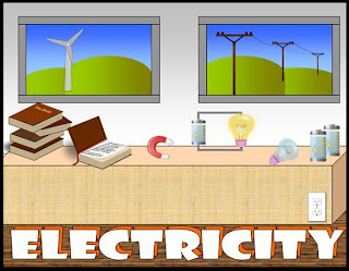 free electricity unit plan, giveaway, freebie