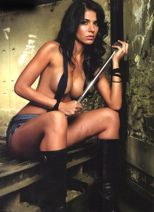 Vanessa arias playboy