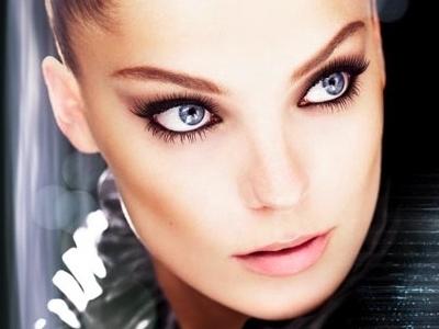 Vocation girly quelle couleur sur mes yeux - Make up yeux bleu ...