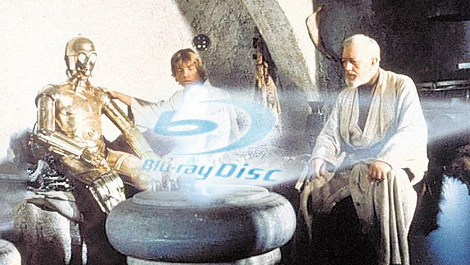Star Wars Blu Ray Trailer. Star Wars May 4th Blu-Ray