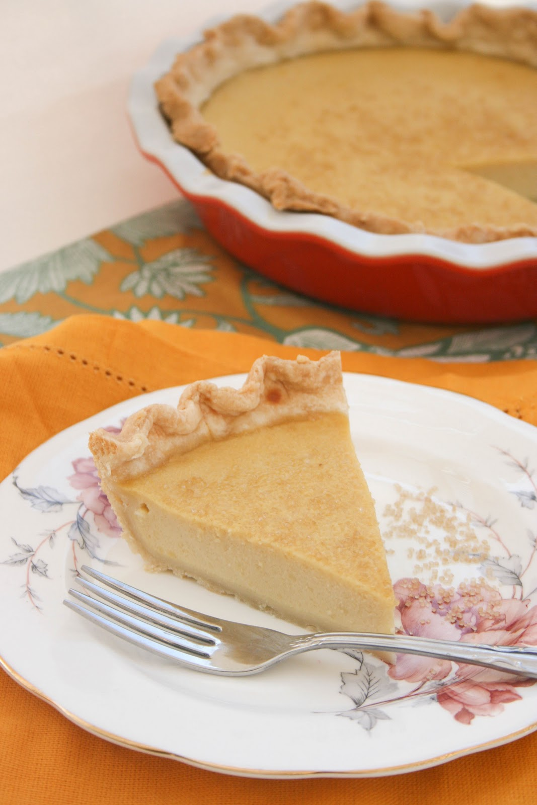 Maple Buttermilk Pie Recipes — Dishmaps