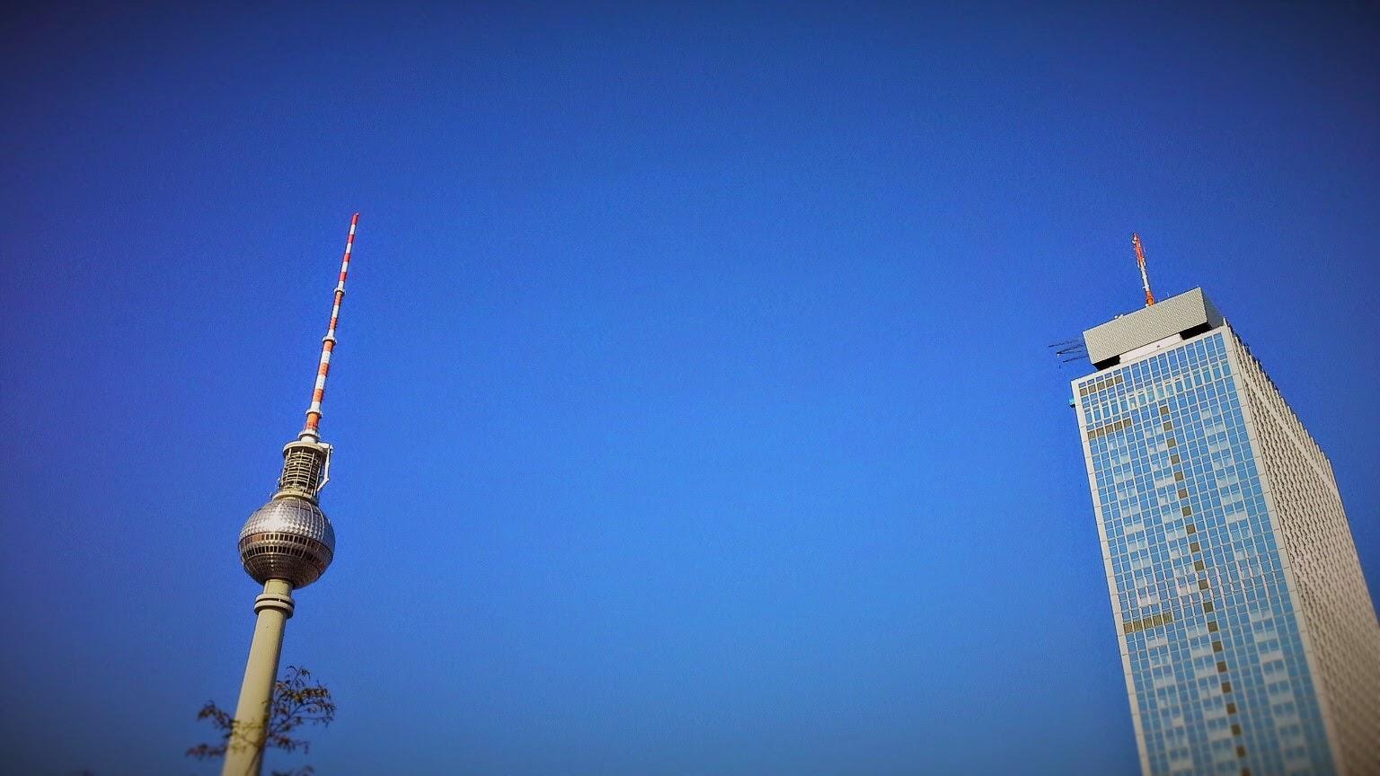 Visitare Berlino