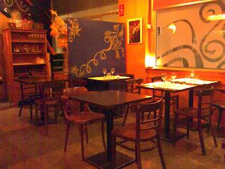 El Consulado Restaurant in Barcelona