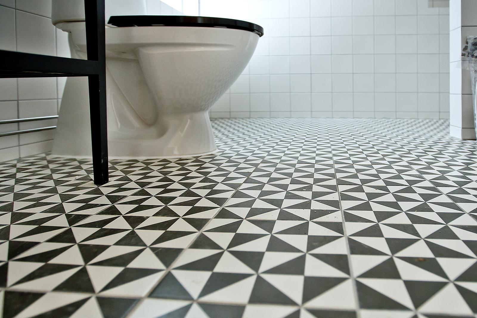Litet gammaldags badrum ~ xellen.com