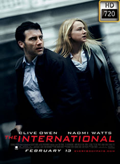 The International: dinero en la sombra (2009)