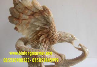 Jual patung Garuda,Patung Garuda onix