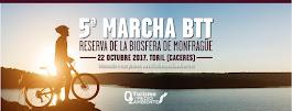 5ª MARCHA BTT RESERVA DE LA BIOSFERA DE MONFRAGUE