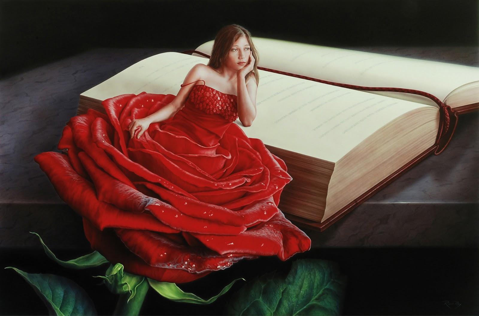 Lluis Rizzo Rey La Rosa y el Libro