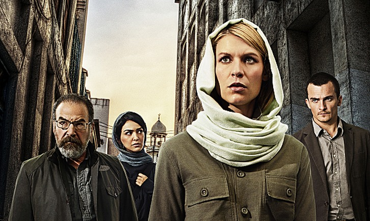 Homeland - Season 4 - New Key Art