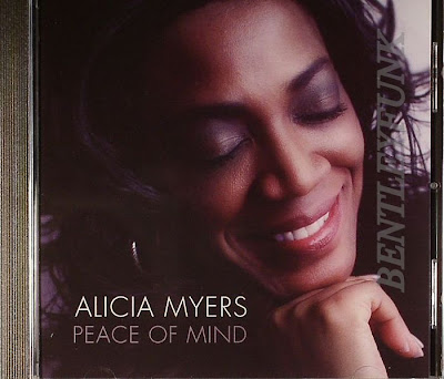 ALICIA MYERS - Peace Of Mind  2011