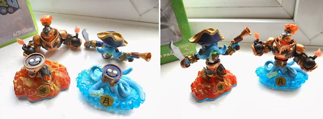 Skylanders Swap Force Starter Pack, Skylanders Swap Force XBox 360, Lightcore Grim Creeper Unboxing