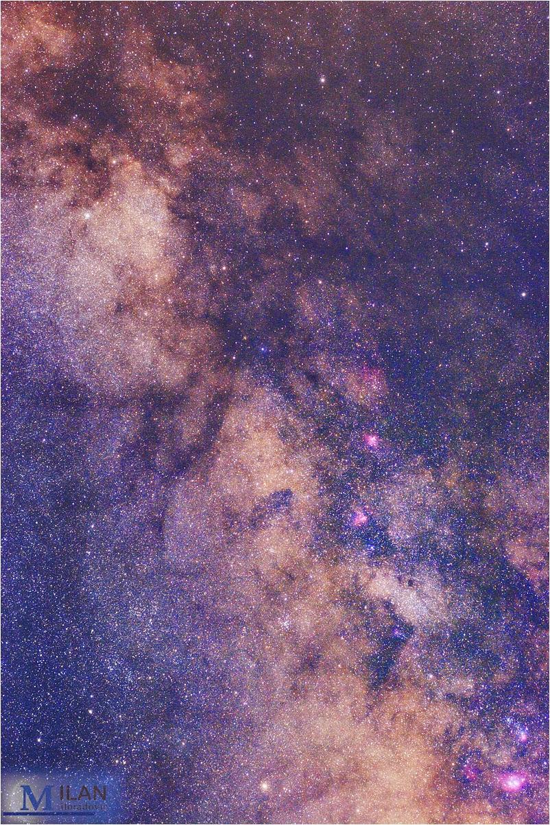 Scutum and Sagittarius