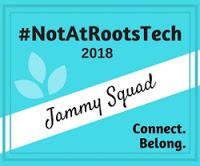 #NotAtRootsTech