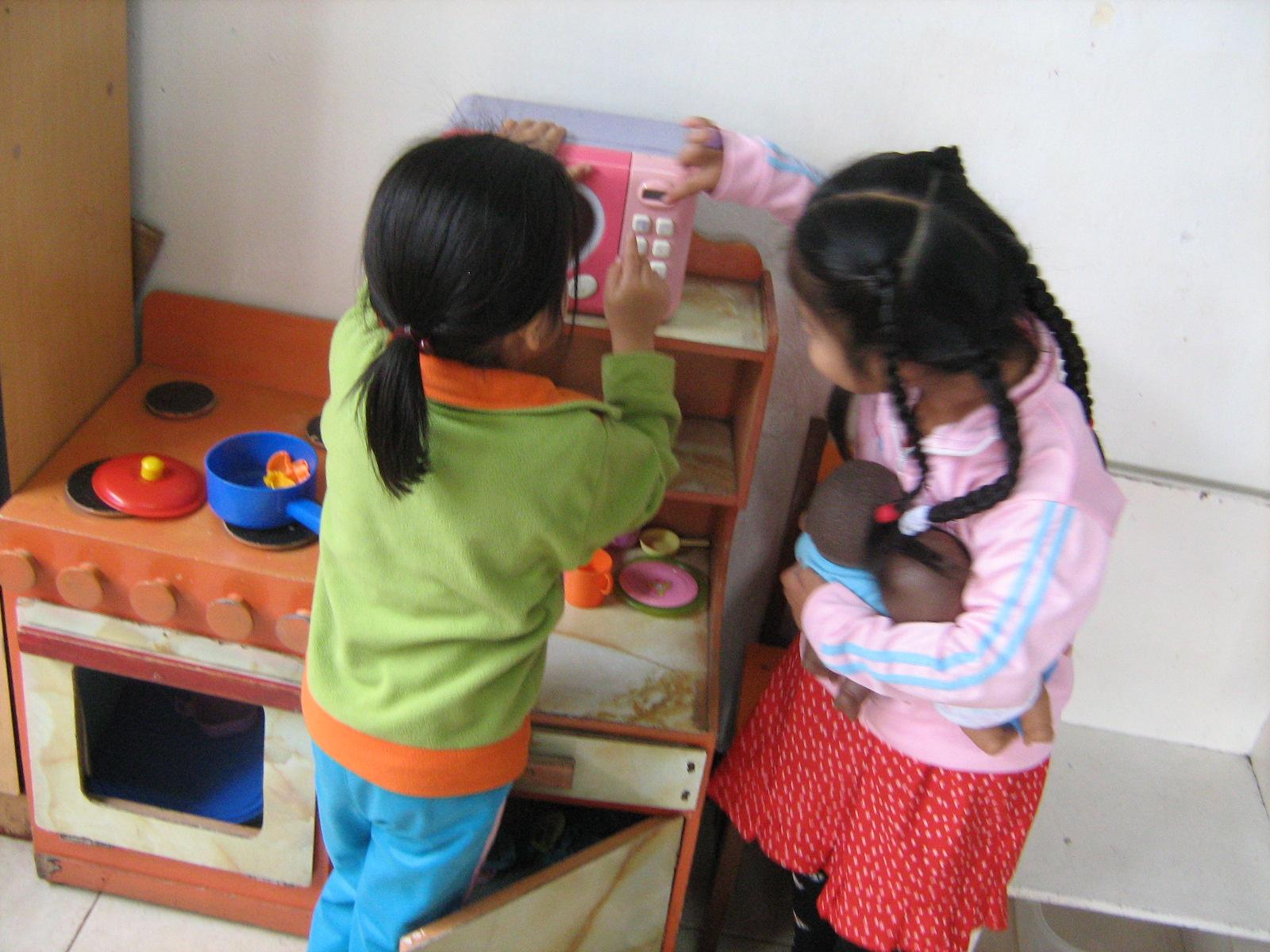 Maestra sin fronteras: EL JUEGO LIBRE EN SECTORES