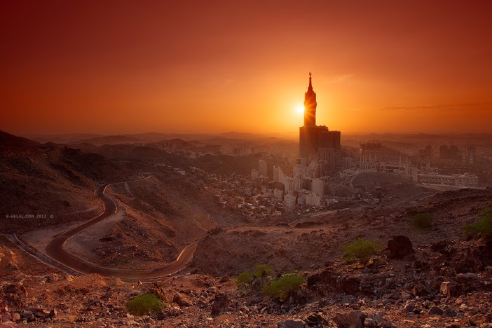 Mecca Sunset  Check Out Mecca Sunset   Cntravel