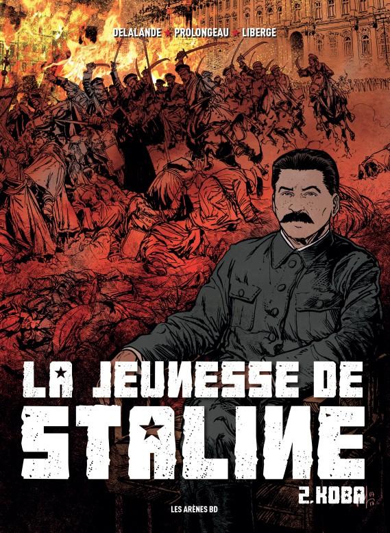 "La jeunesse de Staline T2 ""KOBA"