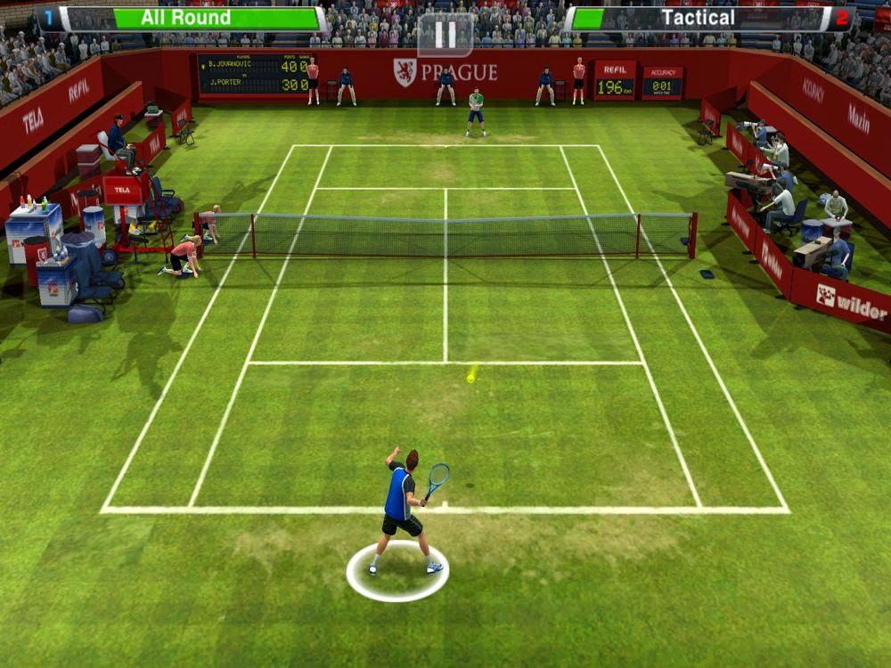 Puanlı Tenis Maçı