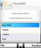 flash sms