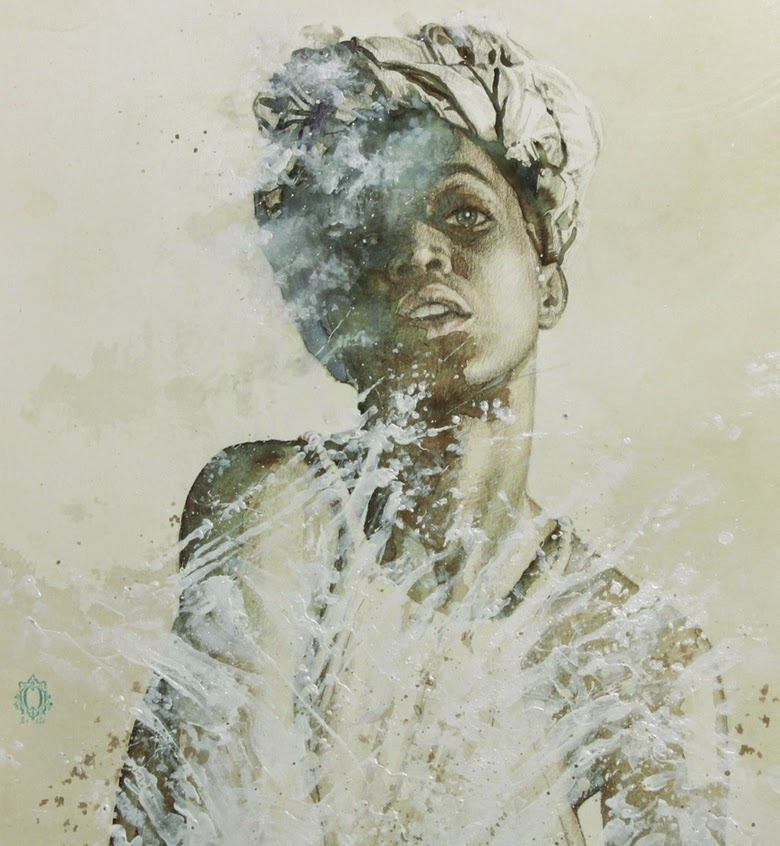 05-Oriol-Angrill-Jordà-Double Exposure-Watercolor-Paintings-www-designstack-co