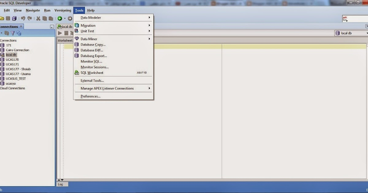 Adventures by me problem in importing excel with date - Oracle sql developer copy table ...