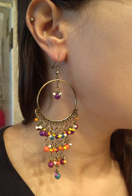 Chicnova Fashion Review - Beaded Earrings