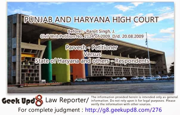 Punjab Haryana High Court - Moral turpitude is not involved in every criminal act - Whether any particular conviction involves 'moral turpitude', may be a question of fact and frequently depending on surrounding circumstances - It is, thus, difficult to determine just what crimes do involve moral turpitude