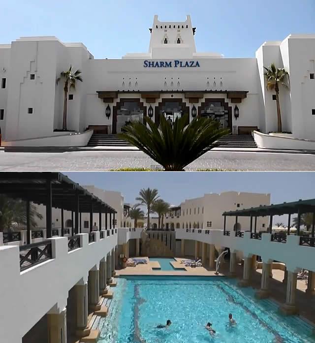 Sharm Resort & Plaza, Sharm-el-Sheikh, Egypt - Egito