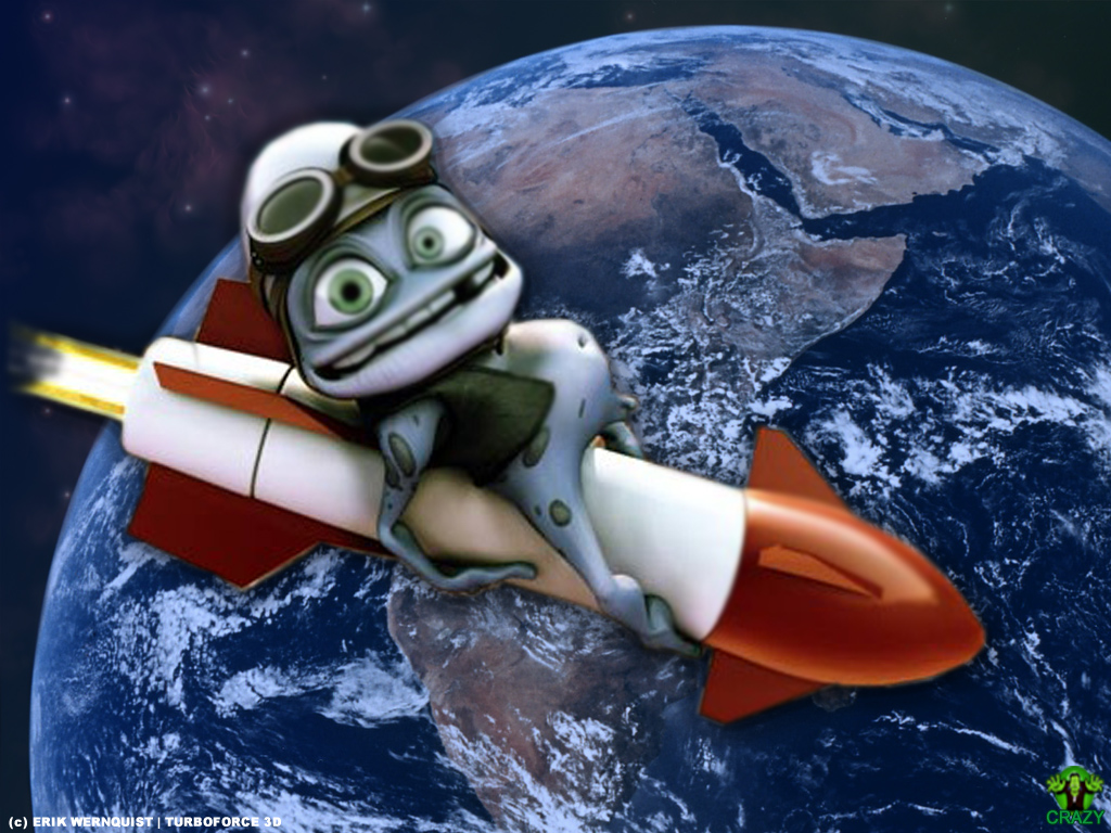 wallpaper blog crazy frog