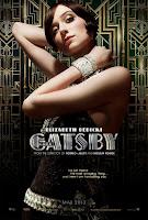 great gatsby elizabeth debicki poster