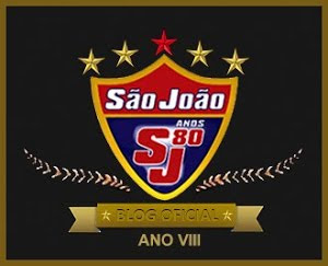 Turma do São João Anos 80