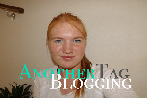 Another Blogging Tag