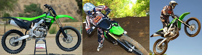 Off Road Motorcycle 2013 - Kawasaki KX 250 F