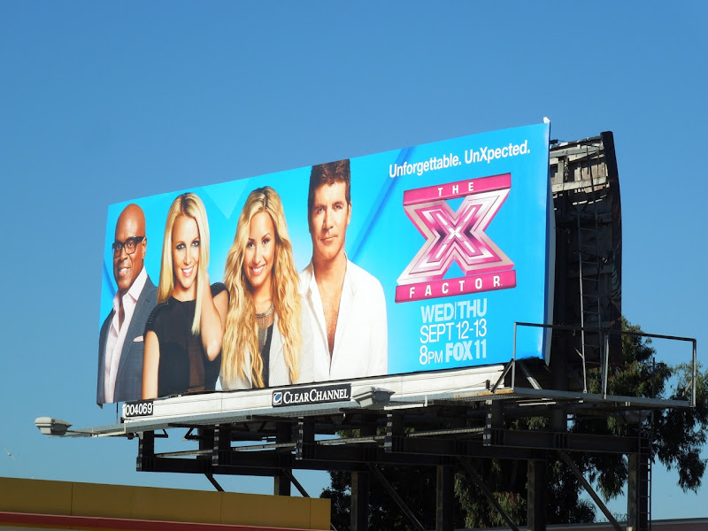 X Factor season 2 billboard