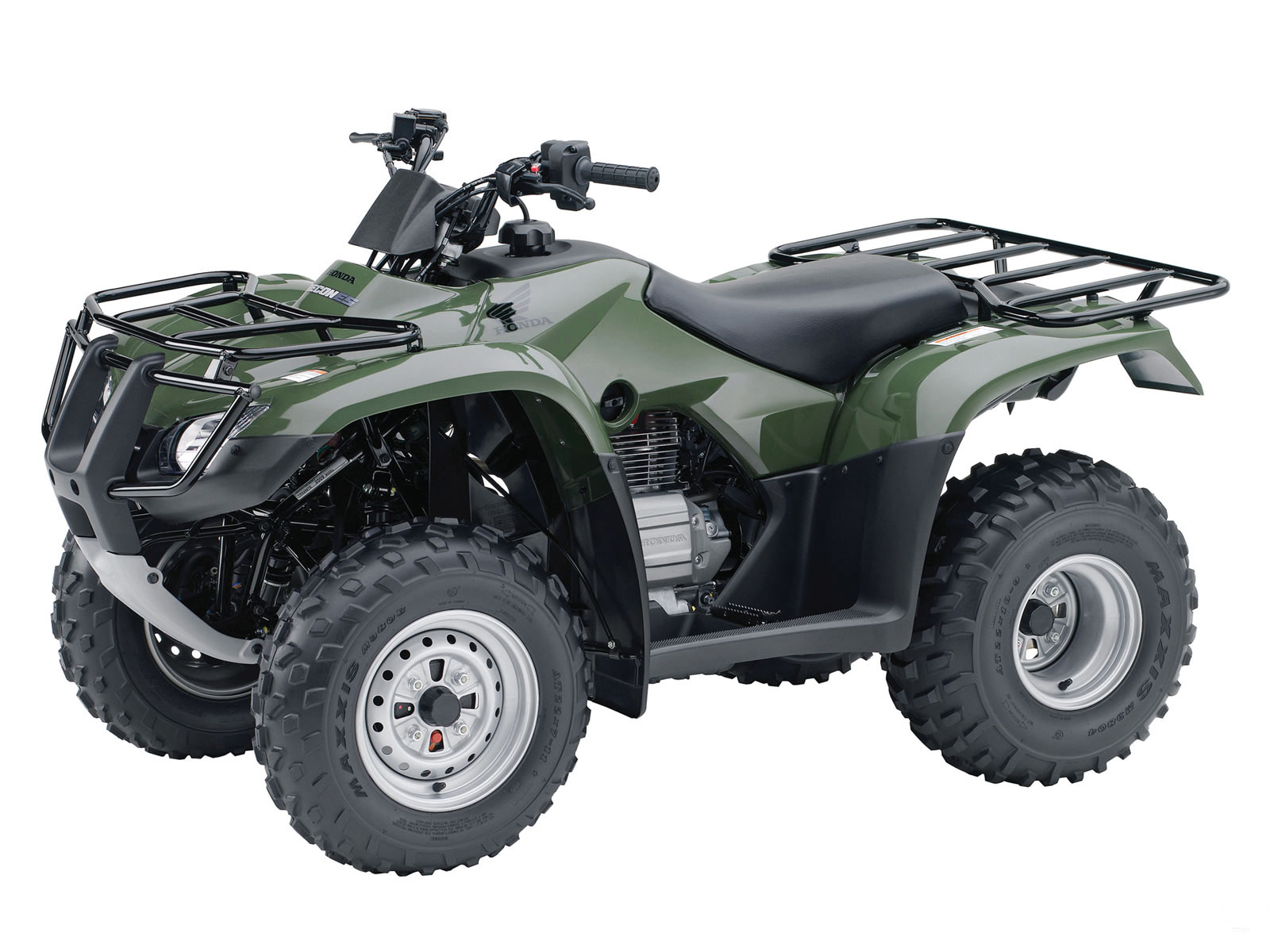 2009 honda fourtrax recon es atv wallpapers. Black Bedroom Furniture Sets. Home Design Ideas