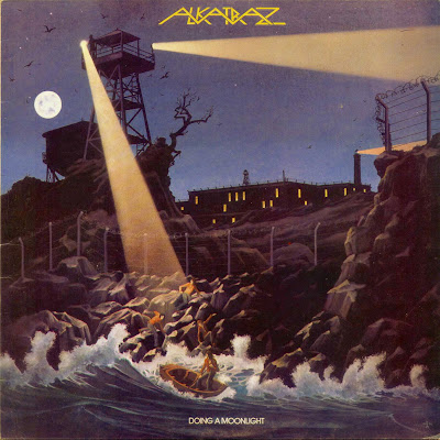 Alkatraz - Doing A Moonlight (1976 uk classic rock with great guitars - vinyl rip -Flac)