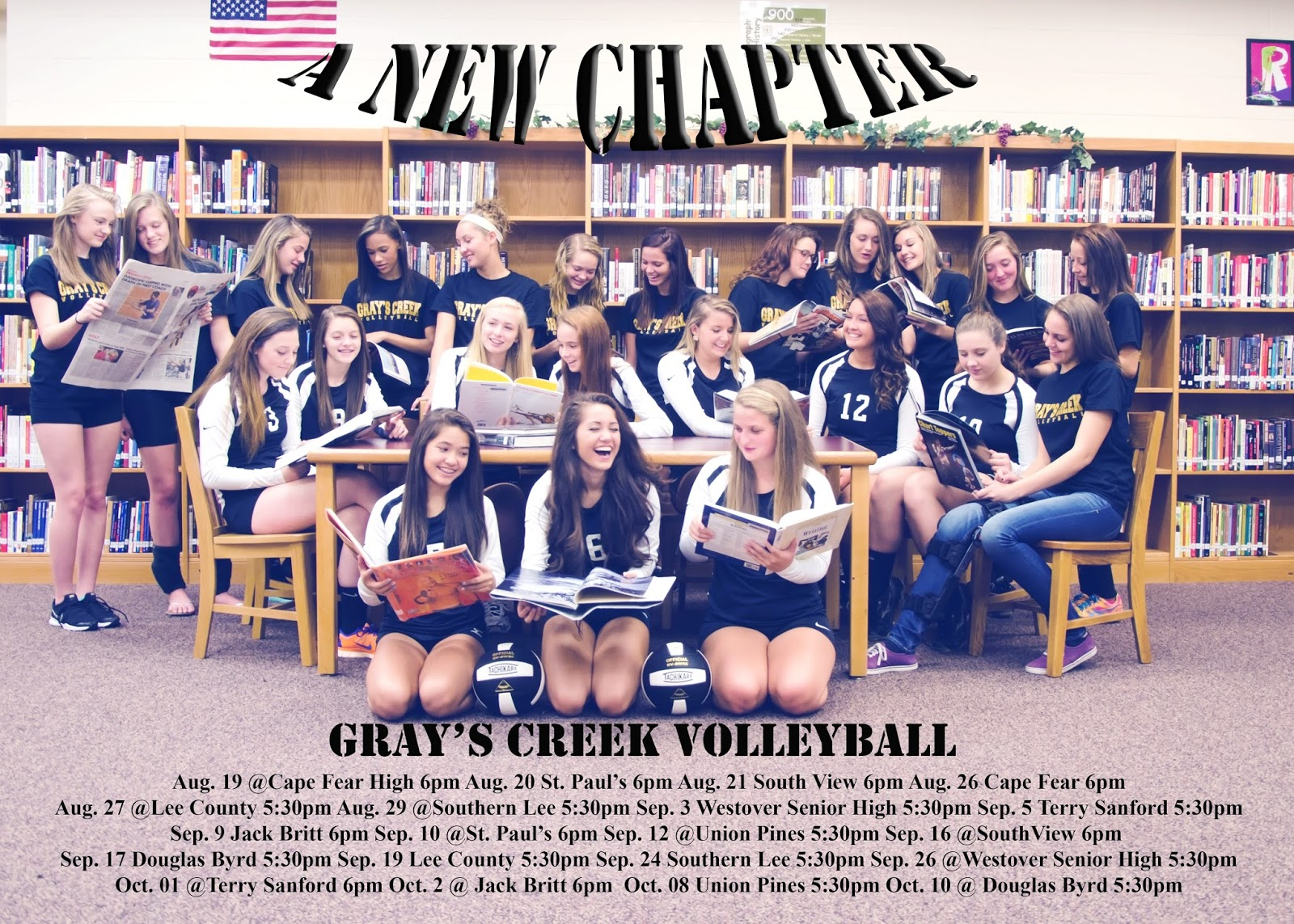Volleyball Team Posters And Poster For The Team to