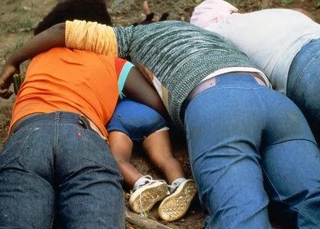 Tragedi Bunuh Diri Masal 1000 Orang Mati di Jonestown