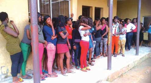hook up with prostitutes in nigeria While the motivating factors for men seeking prostitutes are debated pornography: as porn use goes up, performance goes down marital infidelity.