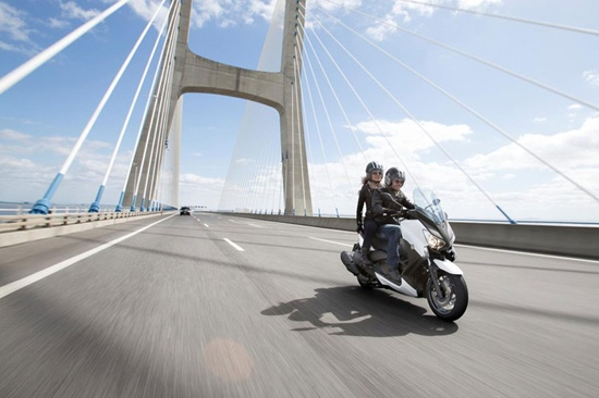 New Yamaha X-Max 400